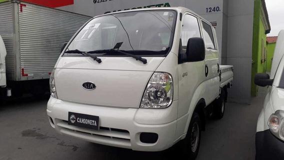 Kia Bongo K-2700 Cabine Dupla 2011 Com Ar Condicionado
