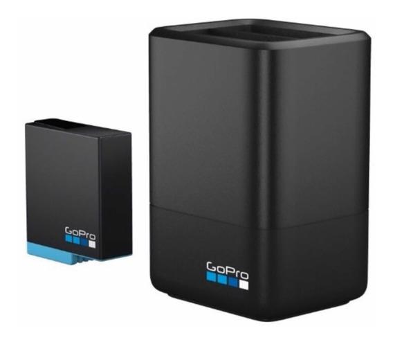 Carregador Duplo+bateria Gopro Hero 8 Black