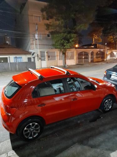 Imagem 1 de 8 de Volkswagen Gol 2014 1.6 City Total Flex 5p
