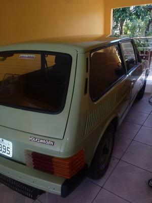 Volkswagen Brasilha Zero