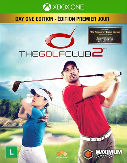 Golf Club 2 - Day One Edition - Xbox One