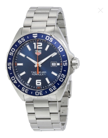 Relógio Formula 1 Blue Dial Men