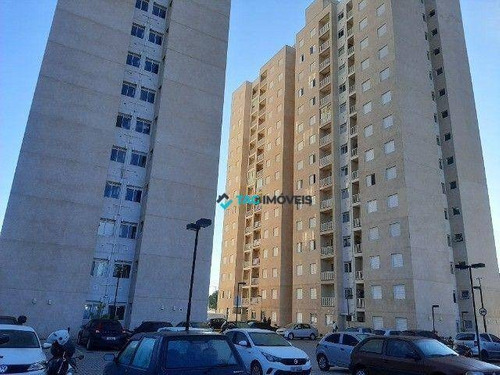 Imagem 1 de 20 de Apartamento Para Locação Com 38m² No Jardim Samambaia Em Campinas - Sp - Ap2724