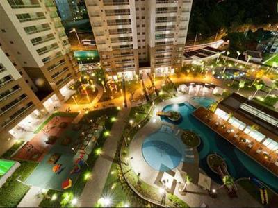 Locação De Excelente Apartamento Grand Club Vila Ema 184m². - Ap2533