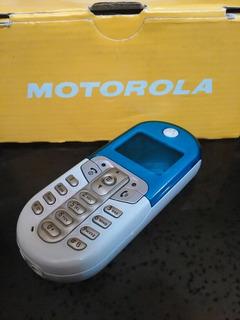 Celular Motorola C205 Gsm Bloqueado Código De Seguridad