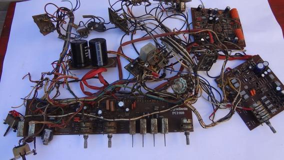 Partes Do Amplificador Gradiente 360