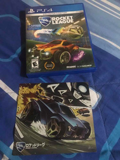 Rocket League Collectors Edition 70 Soles