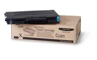 Cartucho Toner Xerox 6100 Cyan Original