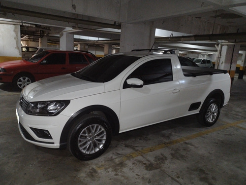 Imagem 1 de 3 de Volkswagen Saveiro 1.6 Trendline Cab. Simples Total Flex 2p
