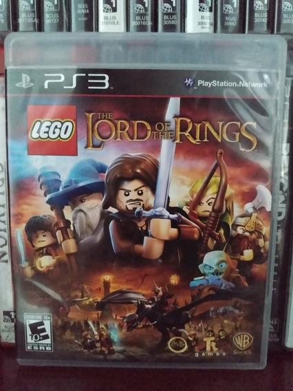 Lego O Senhor Dos Anéis Ps3 | Parcelamento Sem Juros