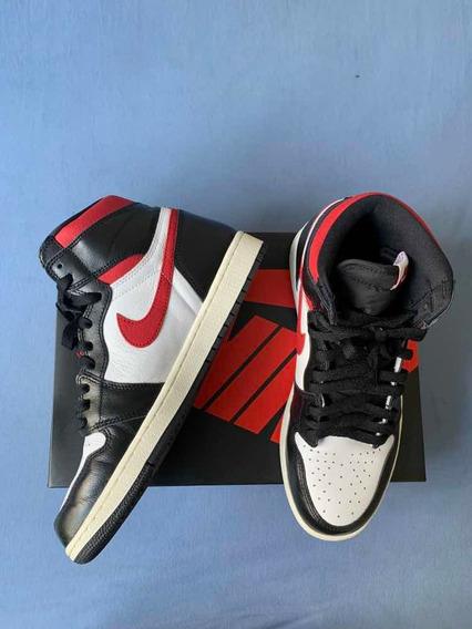 Nike Air Jordan 1 Gym Red Tamanho 42