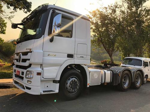Imagem 1 de 14 de Mercedes-benz Actros 2546 Ls