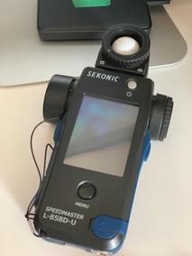 Fotômetro Sekonic L- 858d-u