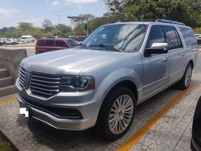 Lincoln Navigator 3.5 Reserve L V6 Ta 2015 Plata