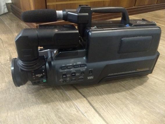 Filmadora Panasonic M 1000 Vhs