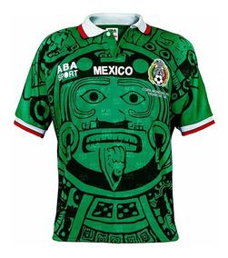 Jersey Abasport Local México Francia 98 / Envío Gratis