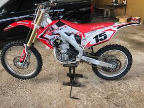 Honda Crf 250r Motocross