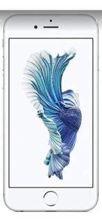 iPhone Silver 6s 16gb De Mémoria 2gb Ram Vitrine +brinde
