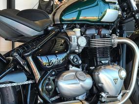 Triumph Bobber Bonneville 1200 0 Km