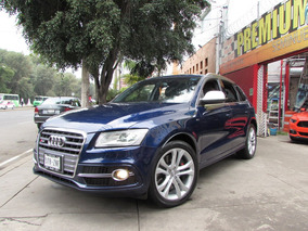 Audi Q5 3.0 Sq5 T Fsi 354 Hp At