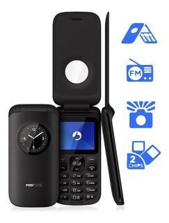 Celular Flip Tela 1.8´ Fm Bluetooth Dual Chip Desbloqueado