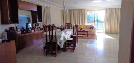 Apartamento Com 474m² À Venda Em Ponta Negra Com 4 Suítes - Natal/rn - Ap0614