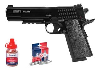 Pistola Sig Sauer Gsr Co2 De Postas Calibre .177 (4.5mm)