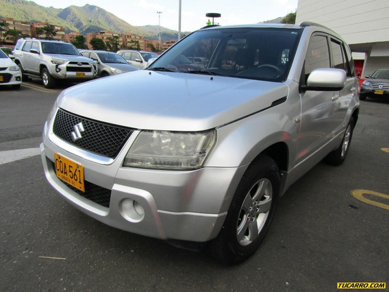 Suzuki Grand Vitara Sz 2.0 At