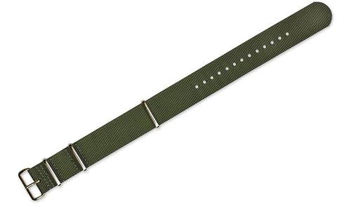 20 Mm Militar Mod Ballistic Nylon G10 Premium Reloj De Banda