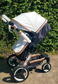 Baby Car Stroller X6 3 Em 1 Com Bb Conforto Importado