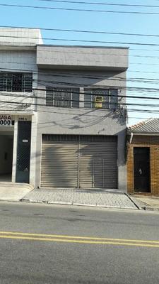 Salão Comercial Para Locação, Quarta Parada, São Paulo. - Codigo: Sl0055 - Sl0055