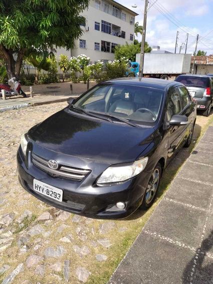 Toyota Corolla 2009 1.8 Flex