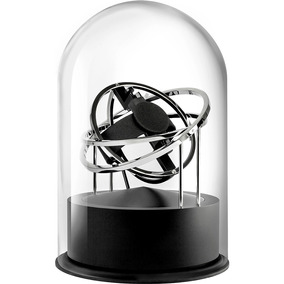 Bernard Favre Planet Silver Watch Winder Encordado Diego Vez