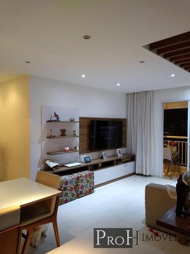 Imagem 1 de 15 de Apartamento Para Venda Em São Bernardo Do Campo, Vila Lusitânia, 2 Dormitórios, 1 Suíte, 2 Banheiros, 1 Vaga - Aninewdea