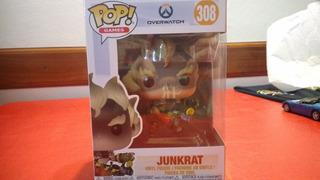 Funko Pop Overwatch Junkrat
