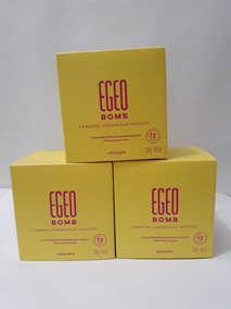 Kit Egeo Bomb Caramel Merengue Mousse
