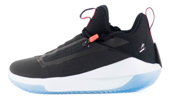 Tenis Nike Jordan Jumpman Hustle Aq0397-004 Negro