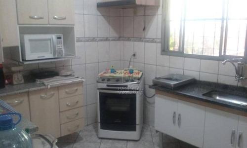 Casa Com 2 Dormitórios À Venda, 278 M² Por R$ 500.000,00 - Parque Gerassi - Santo André/sp - Ca2989