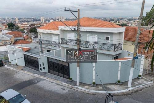 Imagem 1 de 30 de Sobrado Com 2 Dormitórios À Venda Por R$ 6.900.000,01 - Vila Nivi - São Paulo/sp - So0789