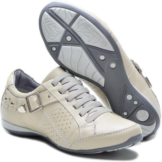 Sapatos Femininos Baratos Ortopédico Linha Bm Confort 221
