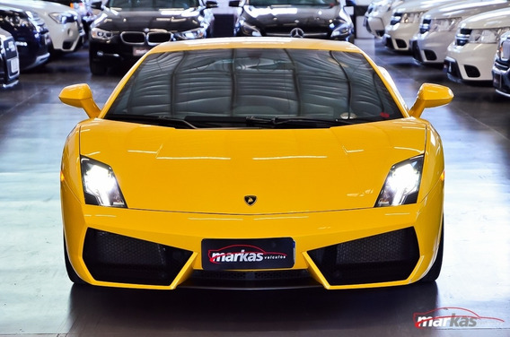 Lamborghini Gallardo Lamborguini Lp 550-2 542hp 6 Mil Milhas