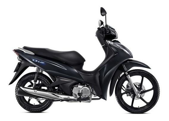 Honda Biz 125 Negra Expomoto Oportunidad Mejor Precio