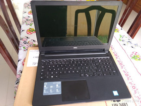 Notebook Dell I15 5566 A10p Na Garantia Nf Seminovo Perfeito