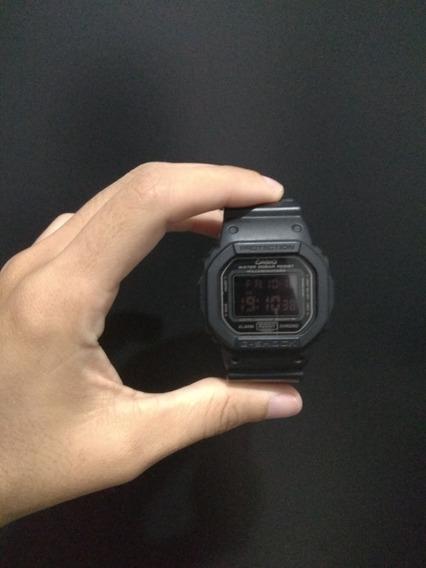 Relógio Casio Gshock Dw-5600ms-1dr