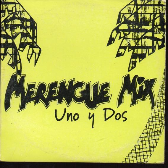 Merengue Mix Uno Y Dos Caña Brava Johnny Ventura Vargas Cd