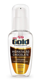 Niely Gold Silicone Chocolate