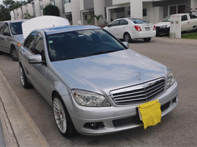 Mercedes-benz Clase C 3.0 300 Classic Mt 2010