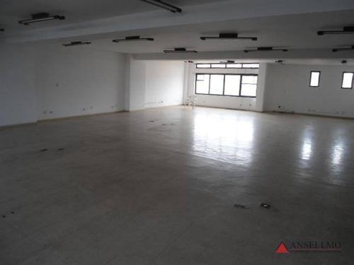 Imagem 1 de 2 de Sala Para Alugar, 330 M² Por R$ 5.500,00/mês - Jardim Do Mar - São Bernardo Do Campo/sp - Sa0115