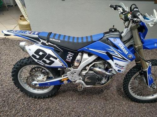 Yamaha Wr 450 2009 Com Nota Fiscal E D.i Revisada