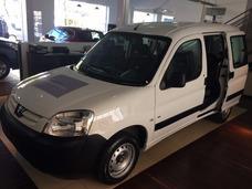 Peugeot Partner 1.6 Hdi Anticipo Y Ctas.entrega Inmediata Gz